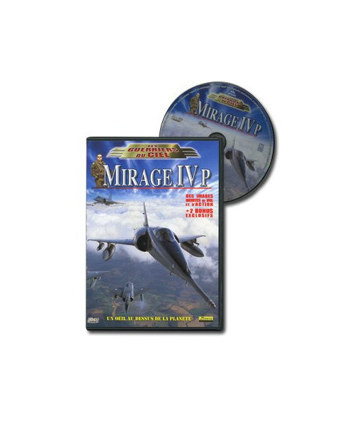 D.V.D. Mirage IV P - Un oeil au dessus de la planète