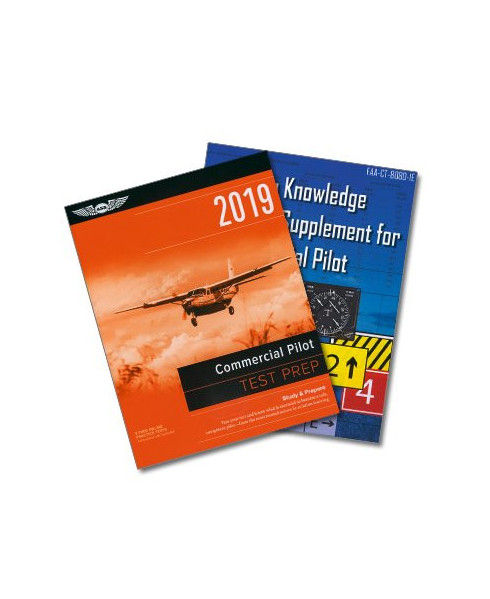 Commercial Pilot Test Prep 2019