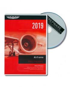 D.V.D.-ROM A.M.T. Airframe Prepware 2019