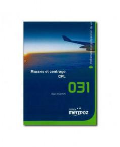 Mermoz - 031 - Masses et Centrage C.P.L.