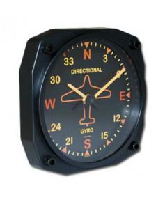 Horloge gyroscope directionnel ancien