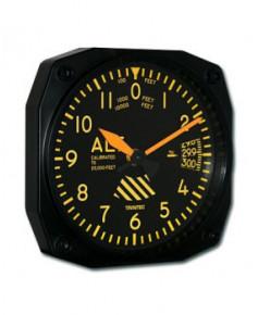 Horloge altimètre ancien