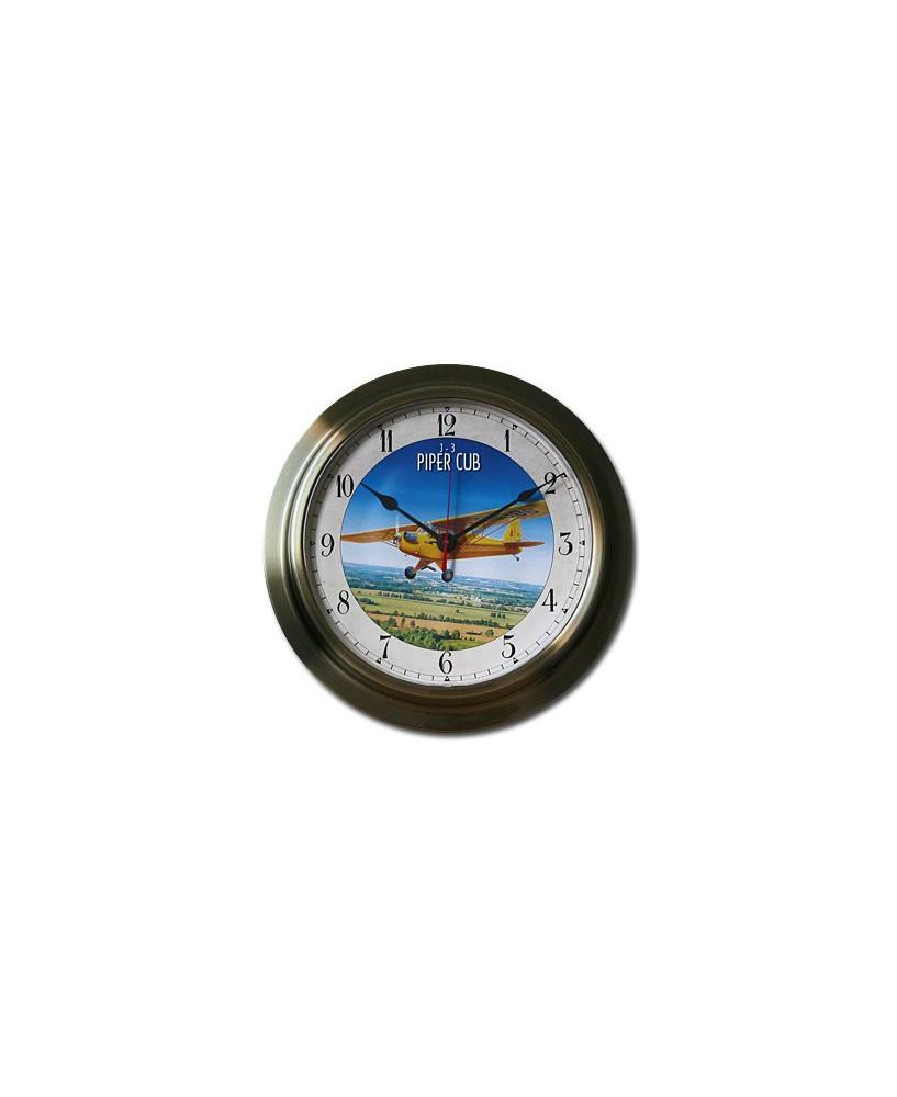 Horloge Piper Cub