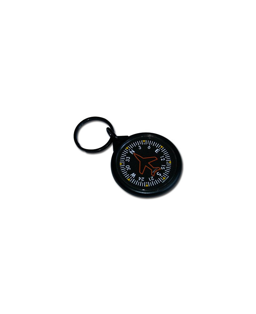Porte-clés gyroscope directionnel