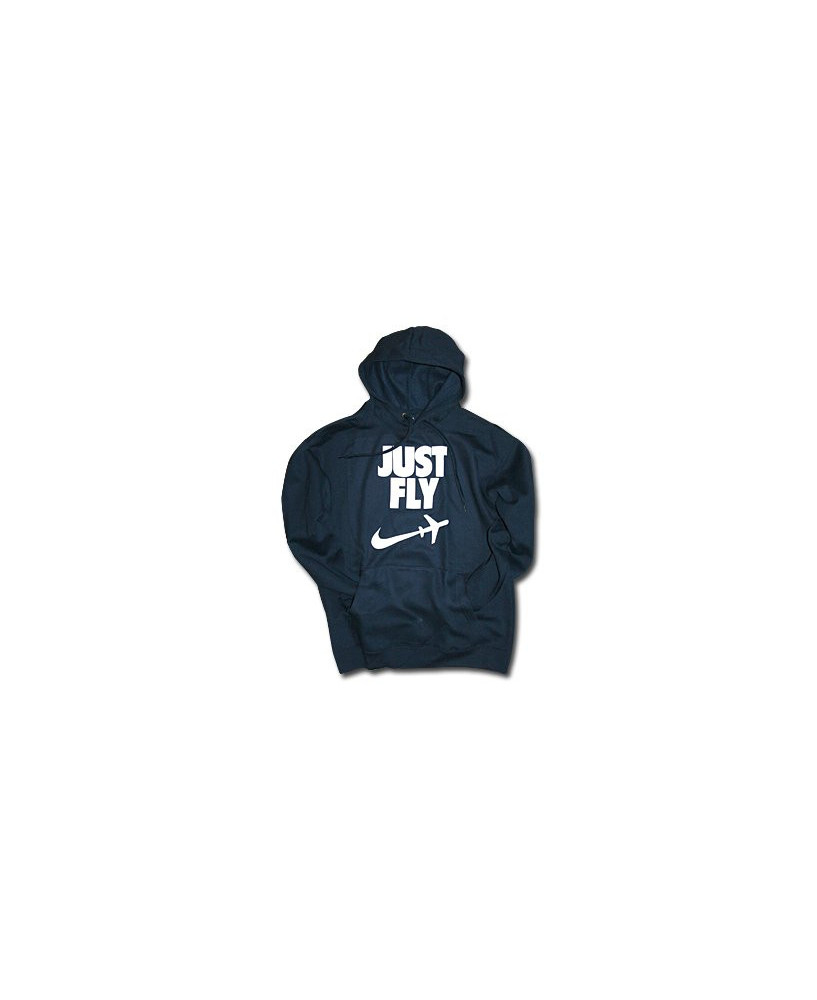 Sweat-shirt avec capuche Just fly - Taille S