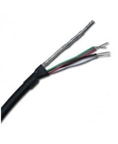 Câble double jacks pour casques David Clark H10-13.4, H10-13Y, H10-20, H10-30 ou H20-10