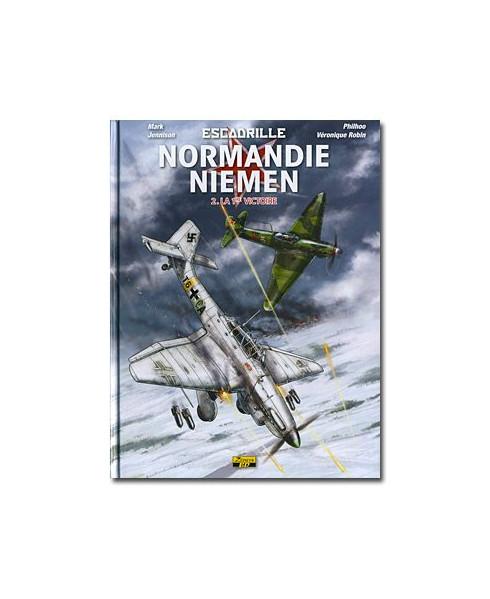 Escadrille Normandie-Niemen - Tome 2 : la 1re victoire