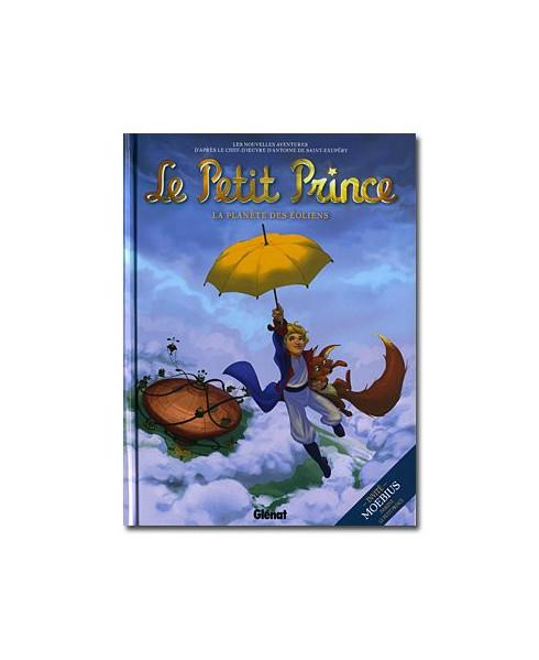Le Petit Prince - La planète des Eoliens
