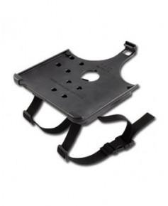 Attache support cuisse avec berceau pour iPad