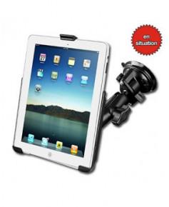 Support ventouse pour iPad