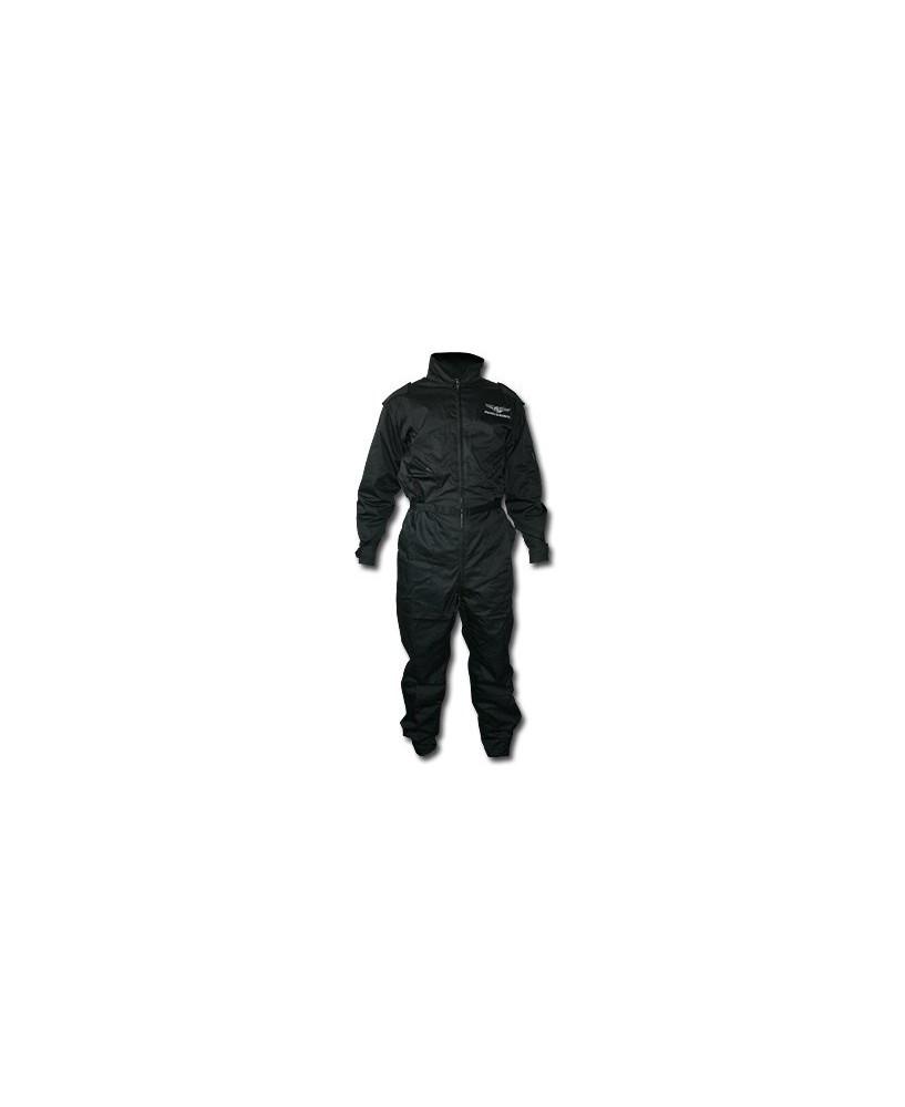 Combinaison pilote noire - Taille 44 (L)