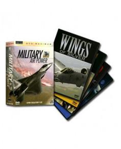 Coffret 4 D.V.D. Military Air Power