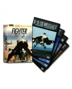 Coffret 4 D.V.D. Fighter Pilots