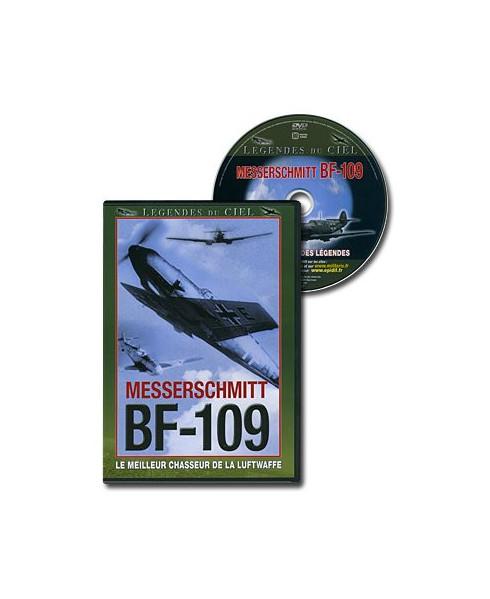 D.V.D. Messerschmitt BF109 - Le meilleur chasseur de la Luftwaffe