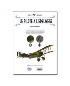 Le Pilote à l'Edelweiss - Coffret 3 tomes
