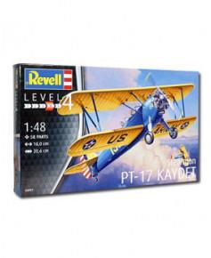 Maquette à monter PT17 Stearman - 1/48e