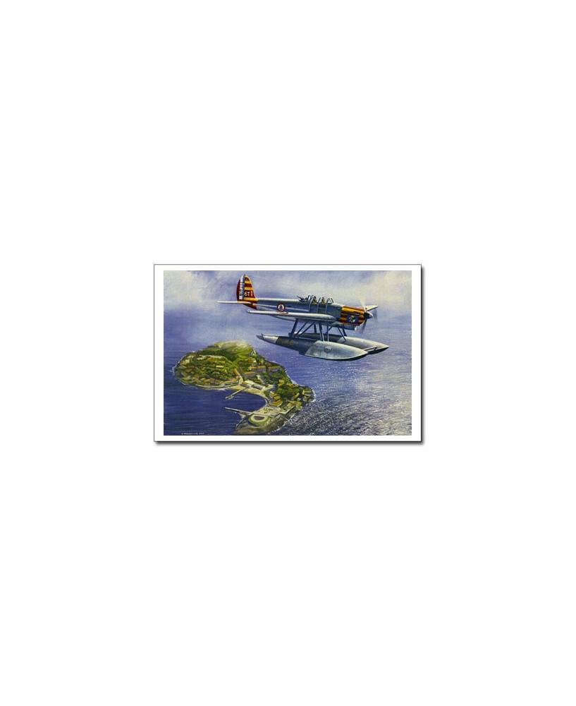 Carte postale Benjamin FREUDENTHAL - Latécoère 298