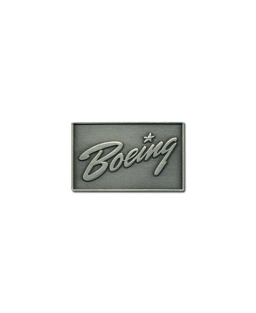Pin's métal vieilli logo Boeing 1940