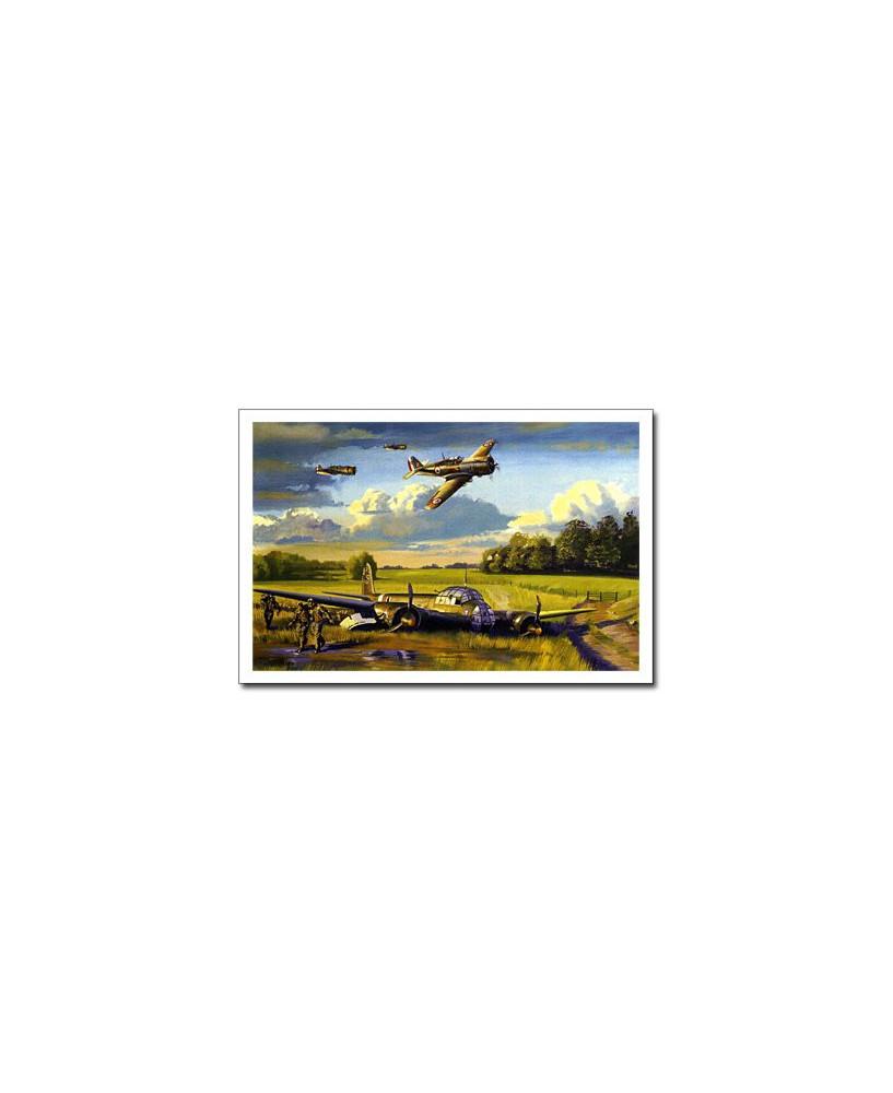 Carte postale Benjamin FREUDENTHAL - Edmond Marin la Meslée
