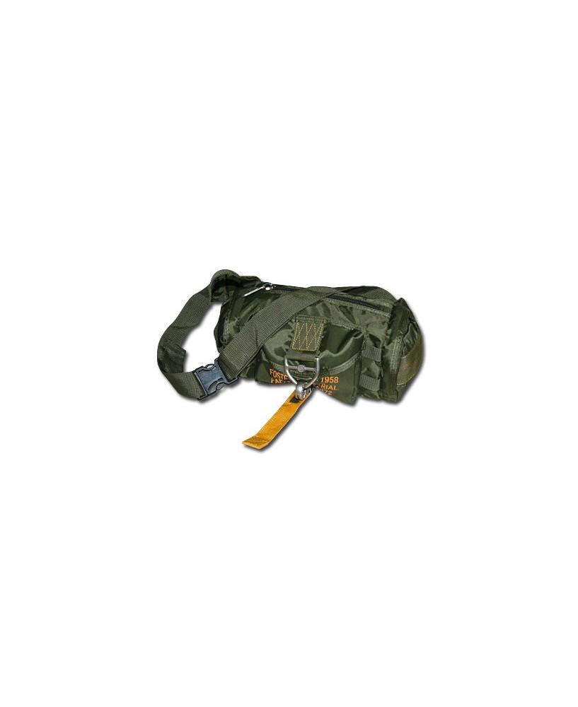 Sac banane ceinture type militaire 1