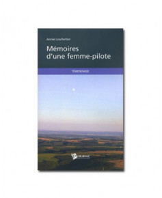 Mémoires d'une femme-pilote