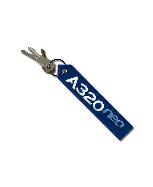 Porte-clés A320neo
