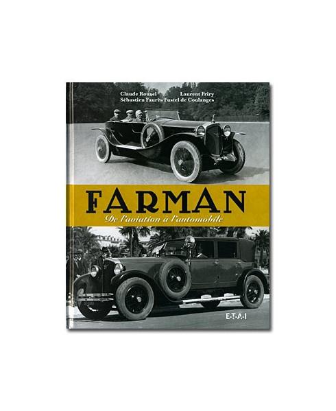 Farman - De l'aviation à l'automobile