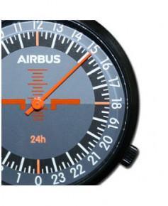"Montre Airbus mono-aiguille ""24 heures"""
