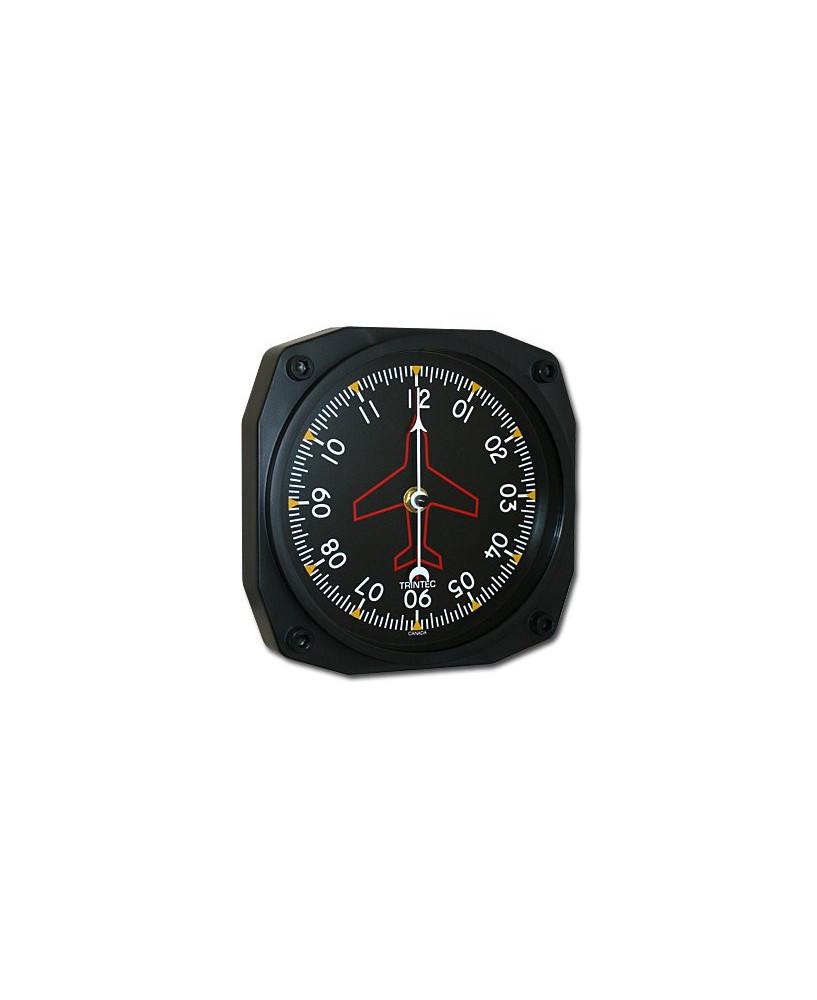 Horloge A.D.F. monoaiguille