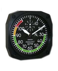 Horloge tachymètre moteur
