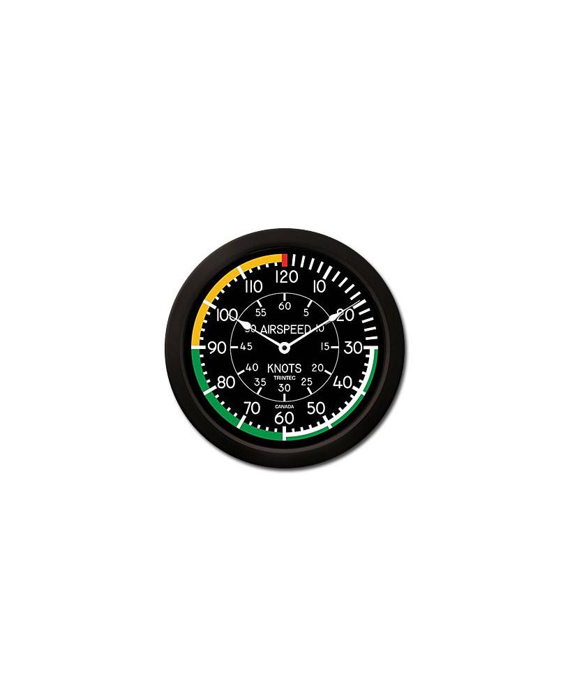 Horloge ronde anémomètre