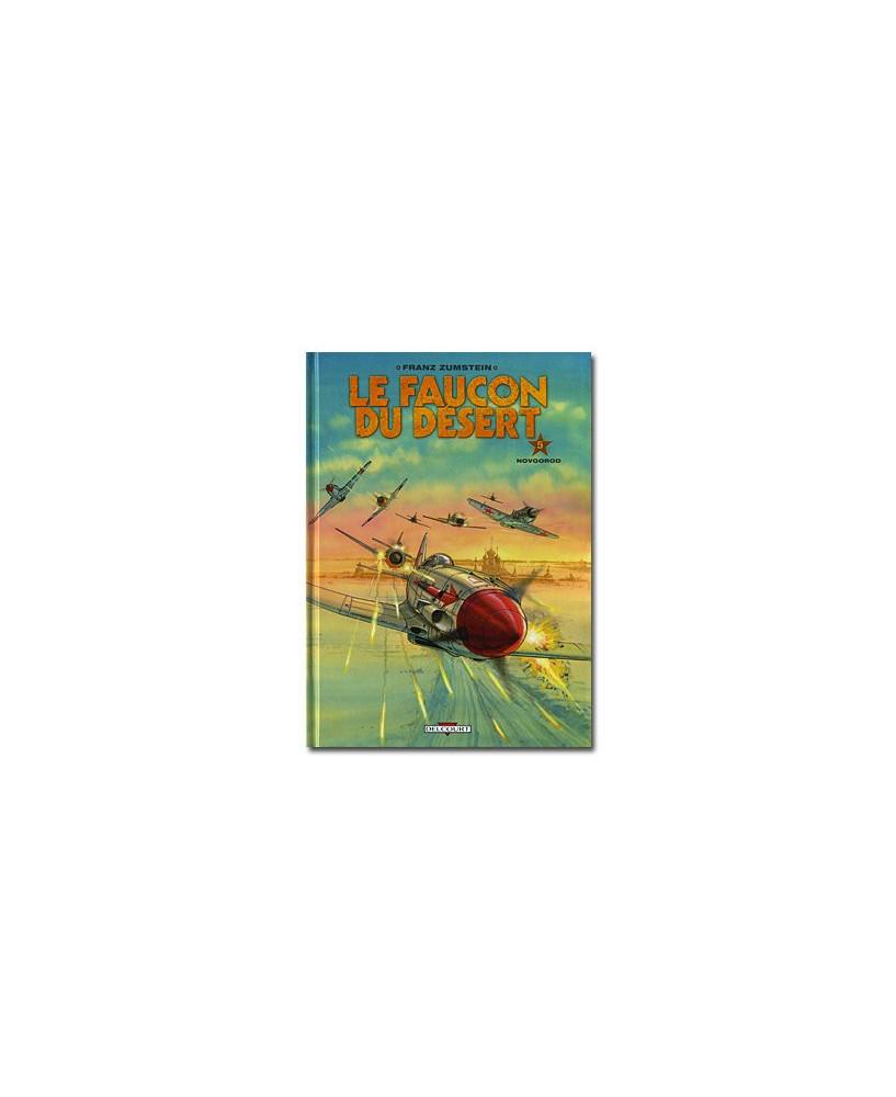 Le faucon du désert - Tome 5 : Novgorod