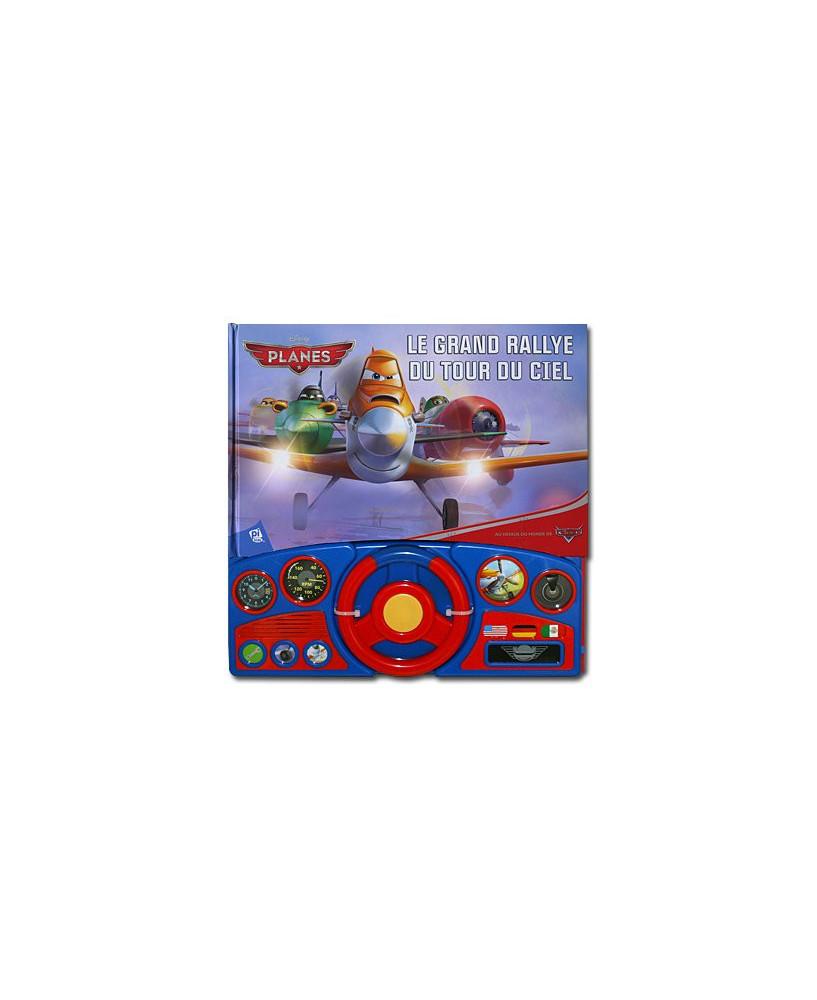 Planes - Le grand rallye du tour du ciel