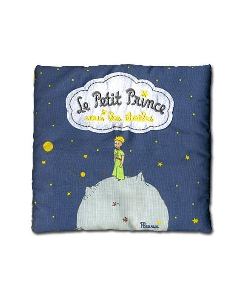 Le Petit Prince sous les étoiles (livre tissu)