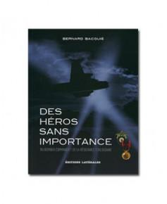 Des héros sans importance - Du Bomber Command et de la résistance toulousaine