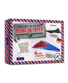 Plein d'idées pour faire des Avions en Papier