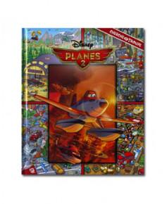 Planes 2 - Cherche et trouve