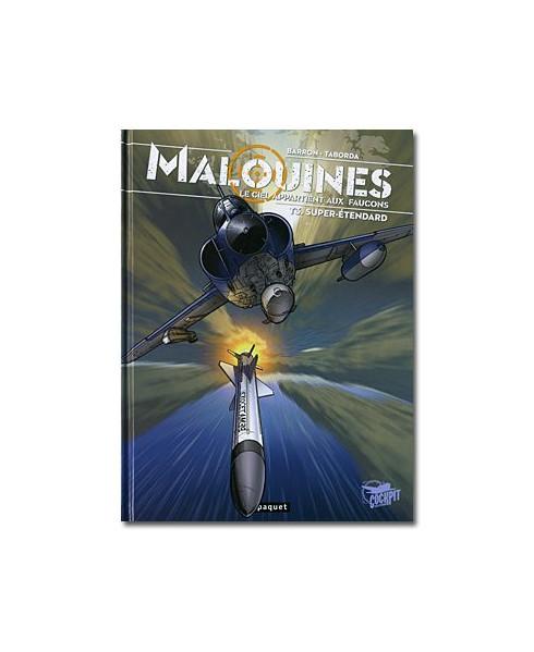 Malouines - Tome 3 : Super-Etendard