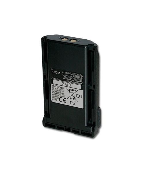 Batterie ICOM BP-232H pour radios ICOM IC-A15 et IC-A15S