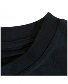 Tee-shirt cocarde américaine WW II noir - Taille L