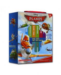 Planes - 12 livres tout-carton