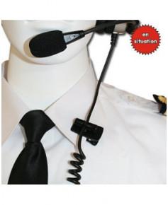 Pince vêtement pour casque Lightspeed