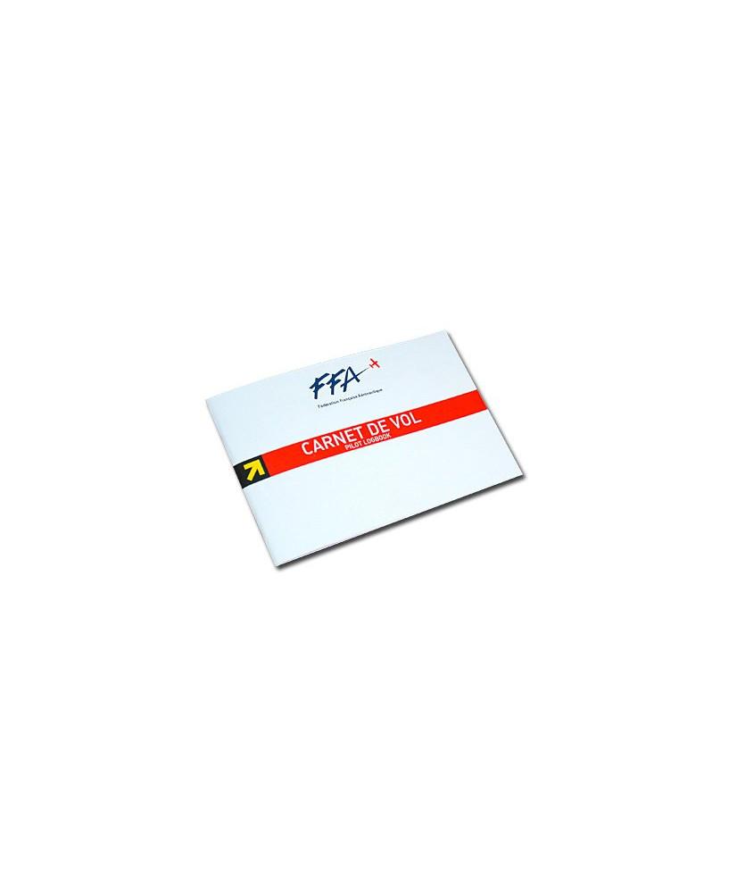 Carnet de vol Avion F.F.A. - couverture souple
