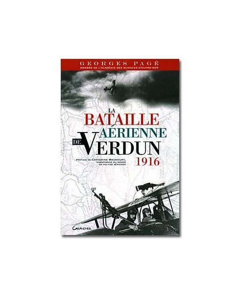 La bataille aérienne de Verdun - 1916