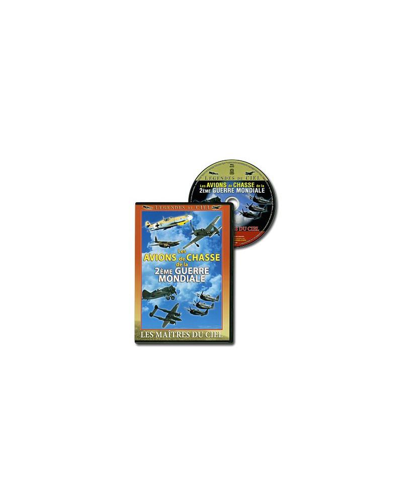 D.V.D. Les avions de chasse de la 2e Guerre Mondiale