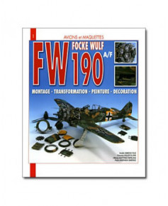 Focke Wulf FW190 A/F en super détail