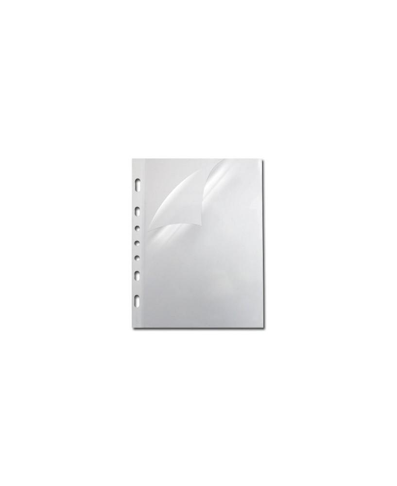 Pochettes plastique pour cartes d'approche Jeppesen (lot de 5)
