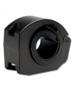 Adaptateur grand diamètre pour étrier de fixation sur guidon pour G.P.S. Garmin 96 et 96C