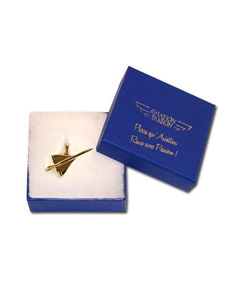 Pendentif Concorde en or
