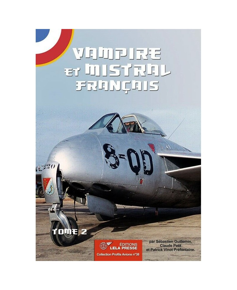 Vampire et Mistral français -Tome 2